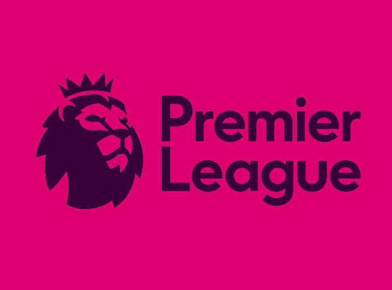 New premier league logo