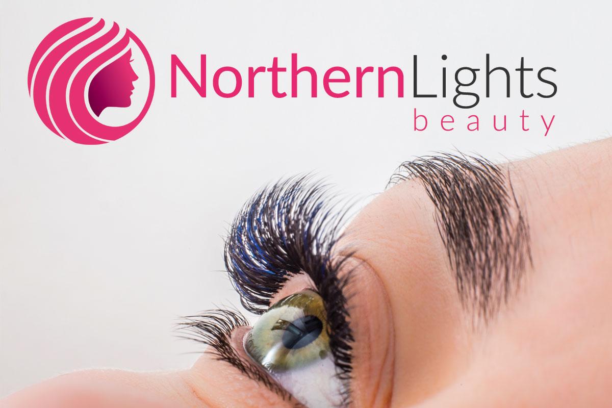 Northern Lights Beauty Logo