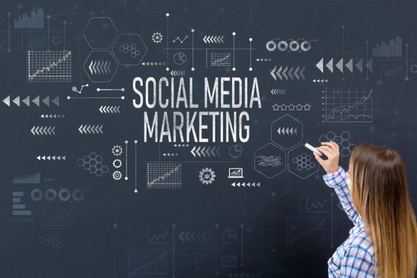 Social Media Marketing on Black Board